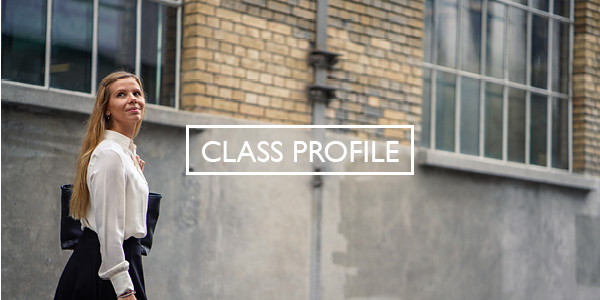Class Profile Full-time Button