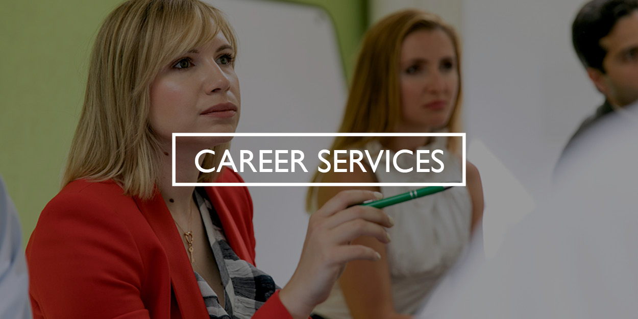 Career Services Part-time Button