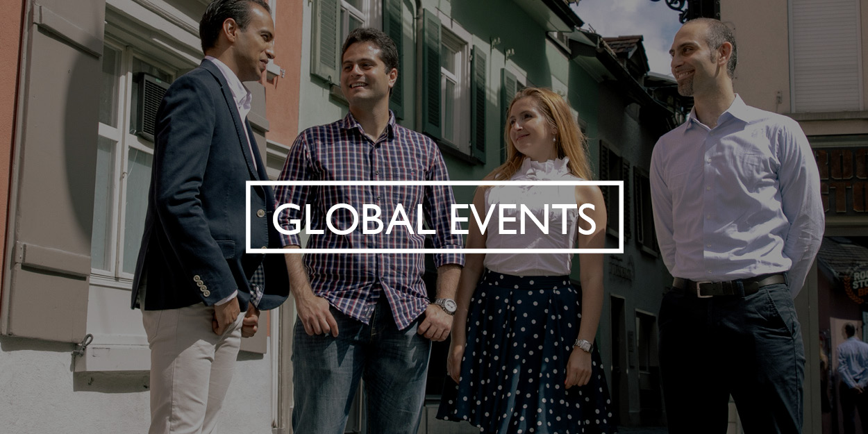 Global Events button