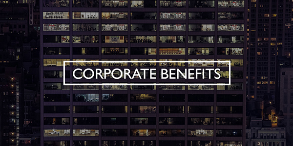 Corporate Benefits Part-time Button