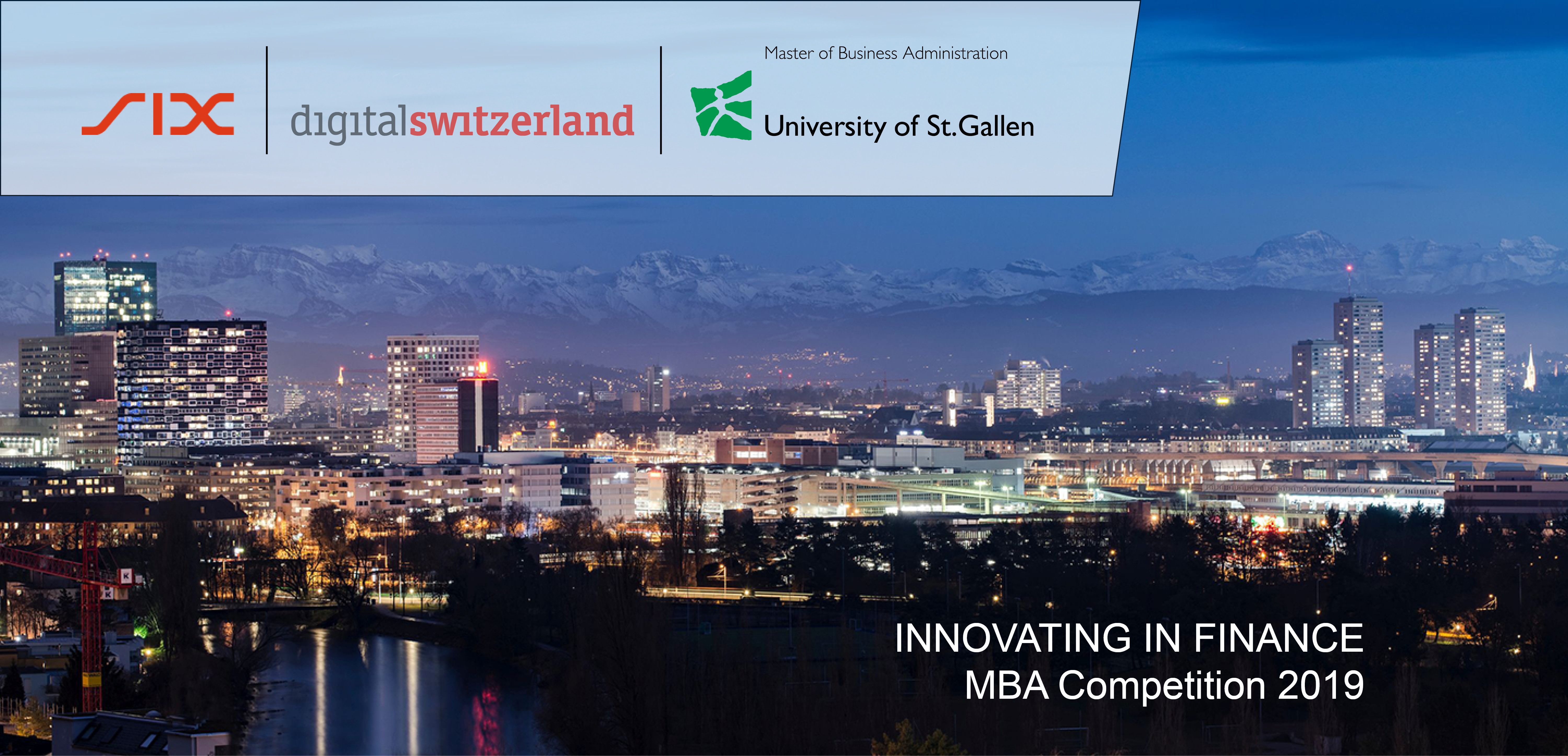 Competition | University of St Gallen MBA