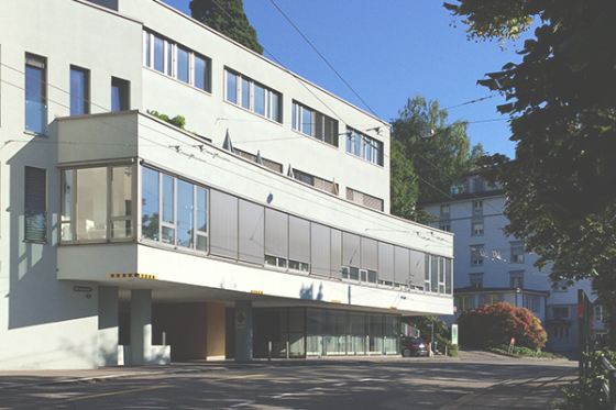 University of St.Gallen MBA Building